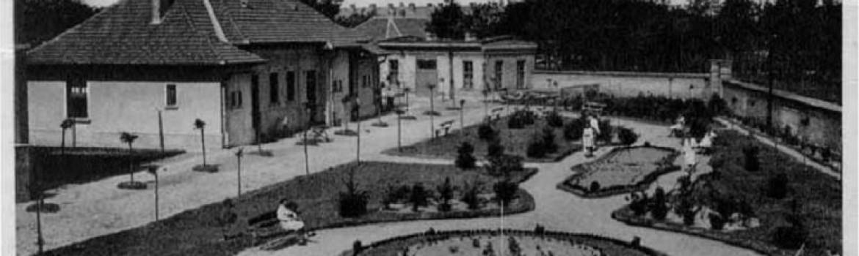 Kórházunk régen