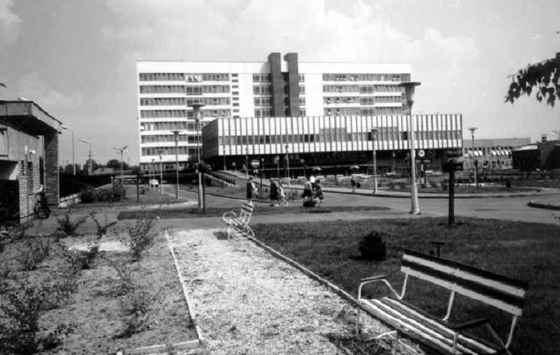 Kórházunk régen 3