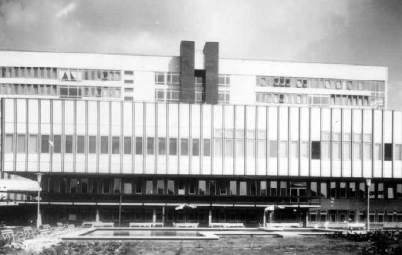 Kórházunk régen 4